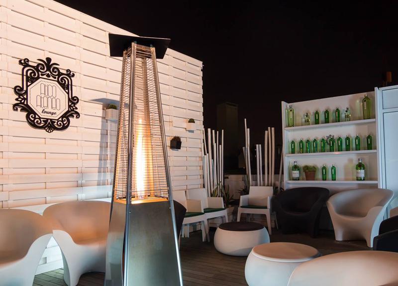 Ático Ateneo Lounge en Valencia