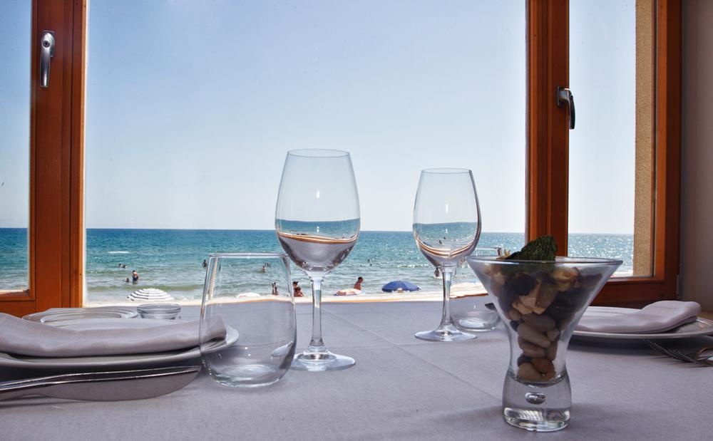 Restaurante Gloriamar en la Playa de Piles (Valencia)