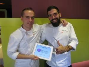 Carlos Medina y Víctor Rodrigo son los concursantes valencianos de Top Chef
