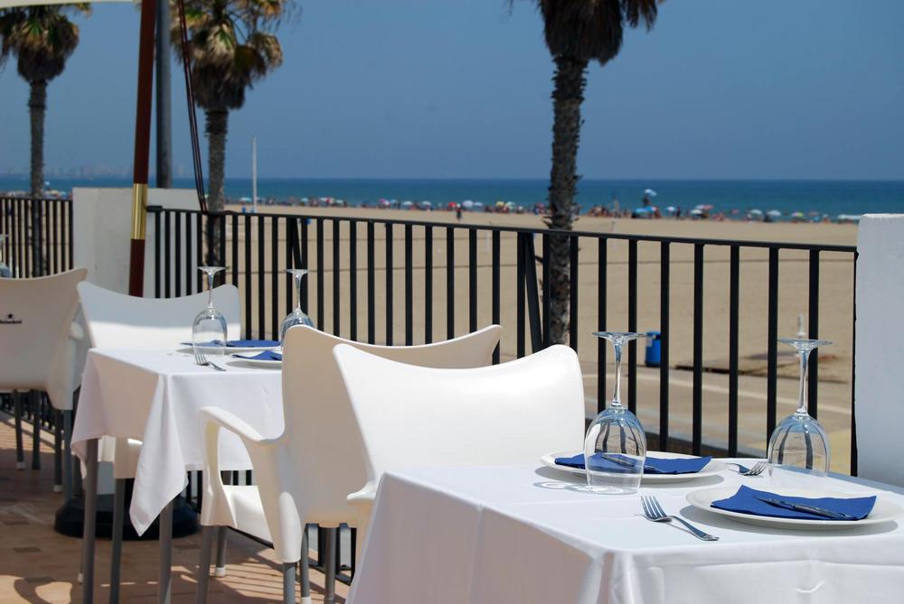Restaurante Casa Patacona en la Playa de la Patacona