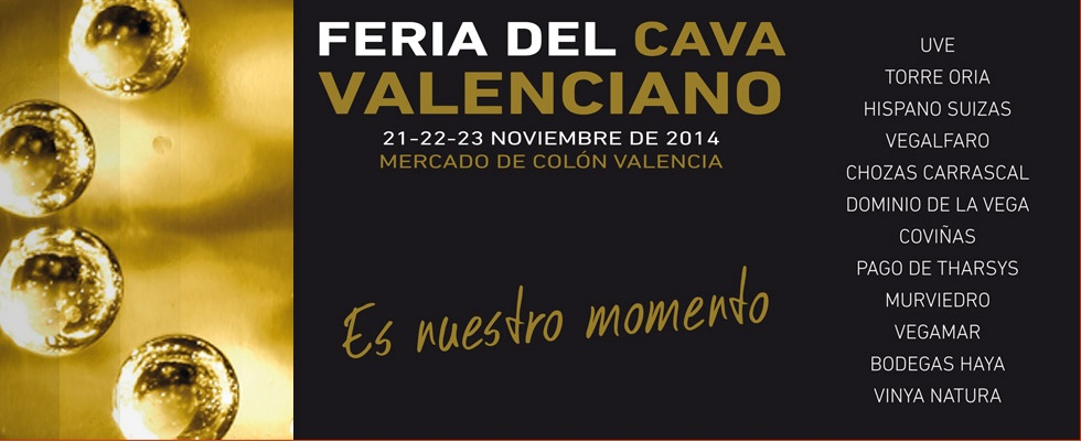Feria del Cava Valenciano 1
