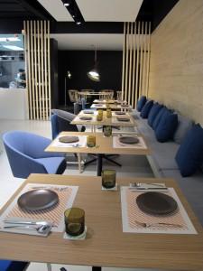 Ma Kin Café, ubicado en el Mercado de Colón, es el nuevo proyecto personal del chef Steve Anderson