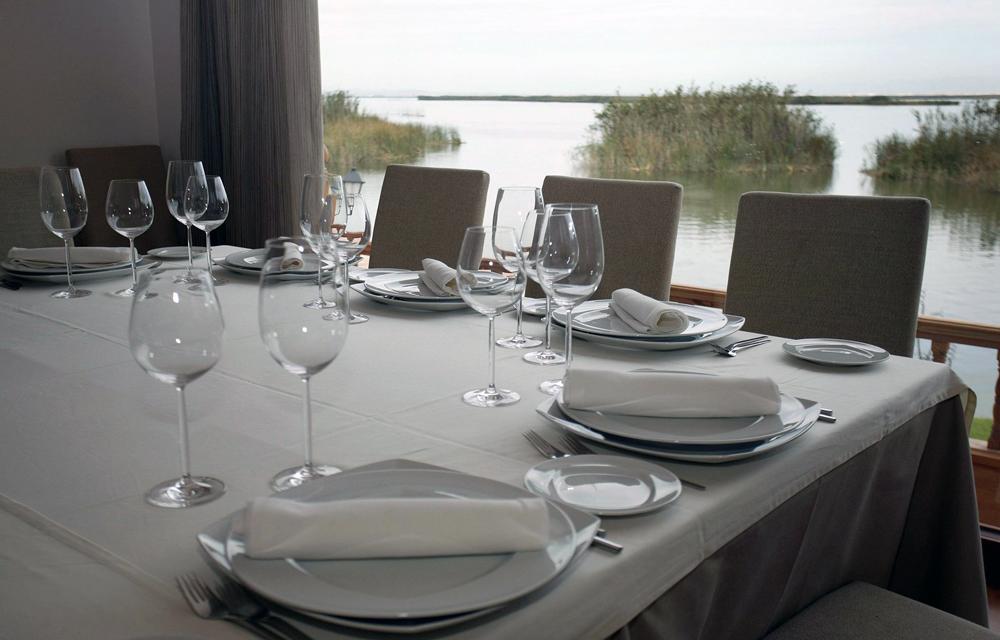 El Restaurante Nou Racó se encuentra ubicado en el Parque Natural de la Albufera