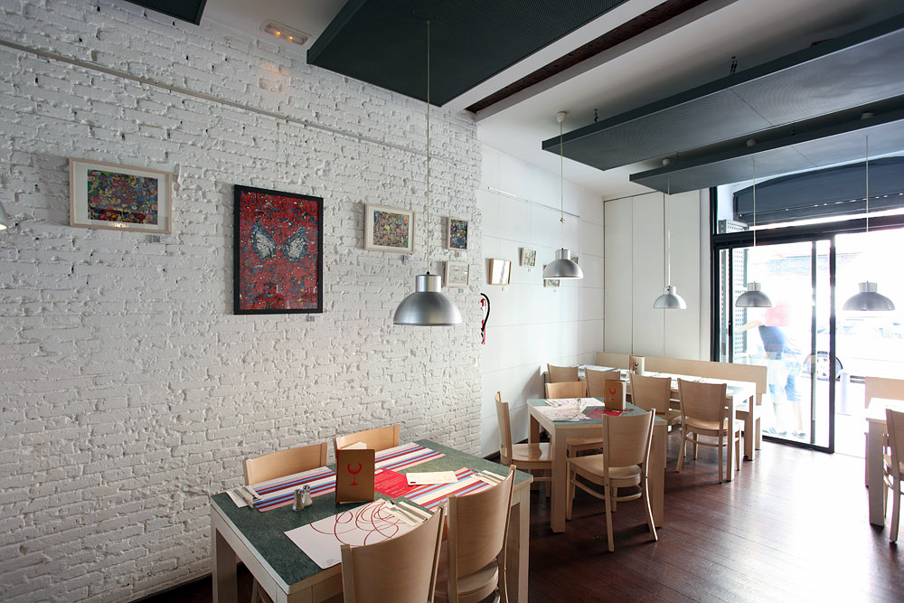 Restaurante italiano Sorsi e Morsi