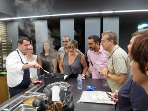 Cursos de Cocina de Ricard Camarena Lab