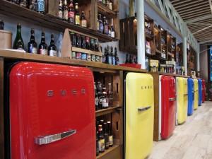 Las Cervezas del Mercado, el fast food de calidad en el Mercado de Colón
