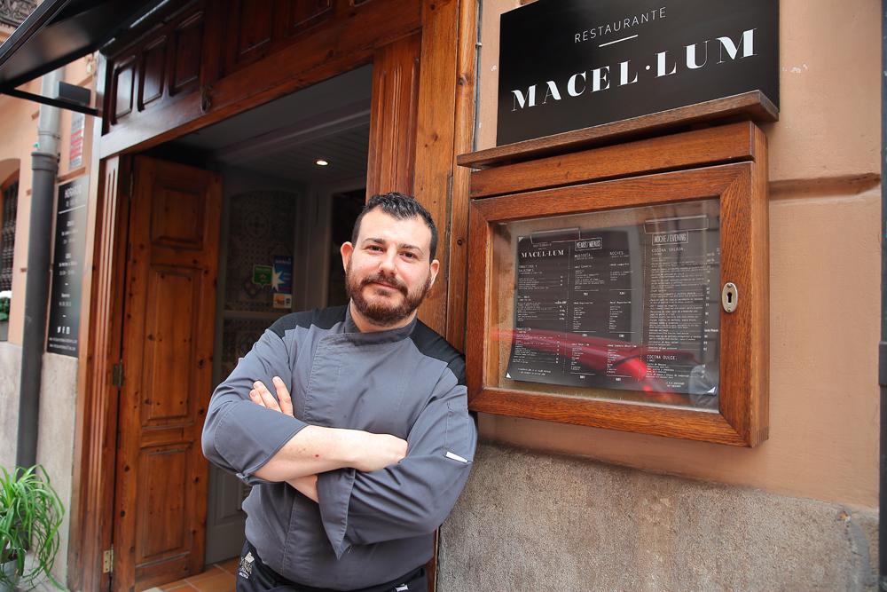 Alejandro Platero es uno de los chefs participantes en esta iniciativa solidaria - inbogavlc.com