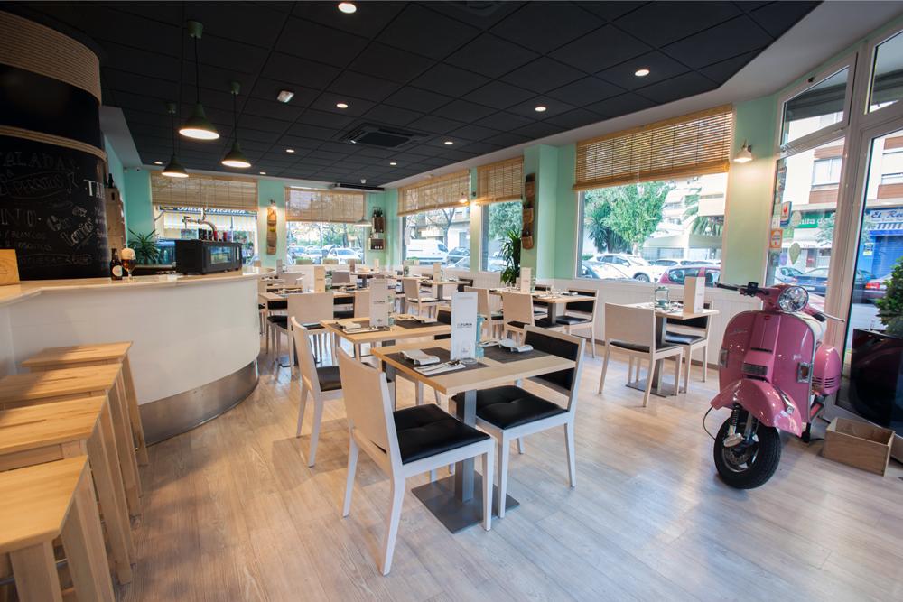Restaurante Come&Calla en Valencia