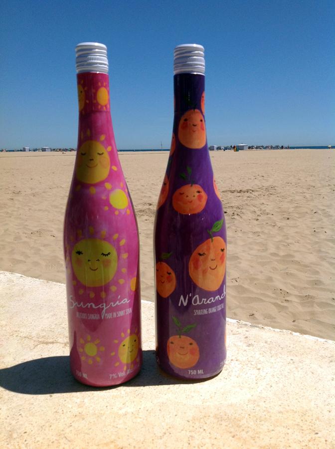 Pago de Tharsys y Marc Agliata, creador del Arancello Federica, lanzan al mercado Sungría y N'Arancha