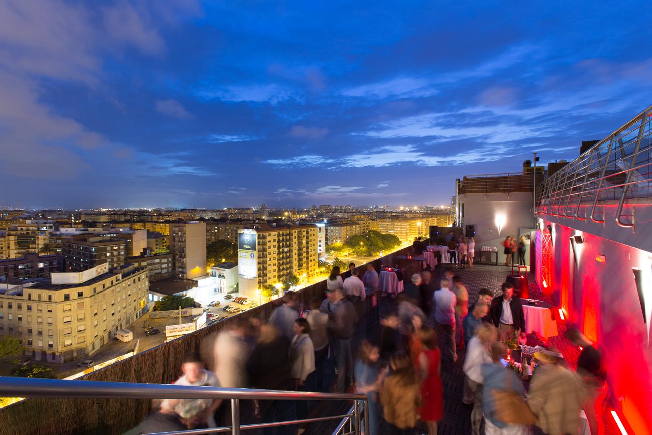 expo hotel valencia inaugura la 39 terraza vlc urban club 39