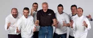 Evento gastronómico The Big 6 Challenge de la Bodega Sebirán
