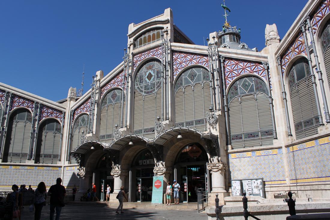 Mercado Central de Valencia