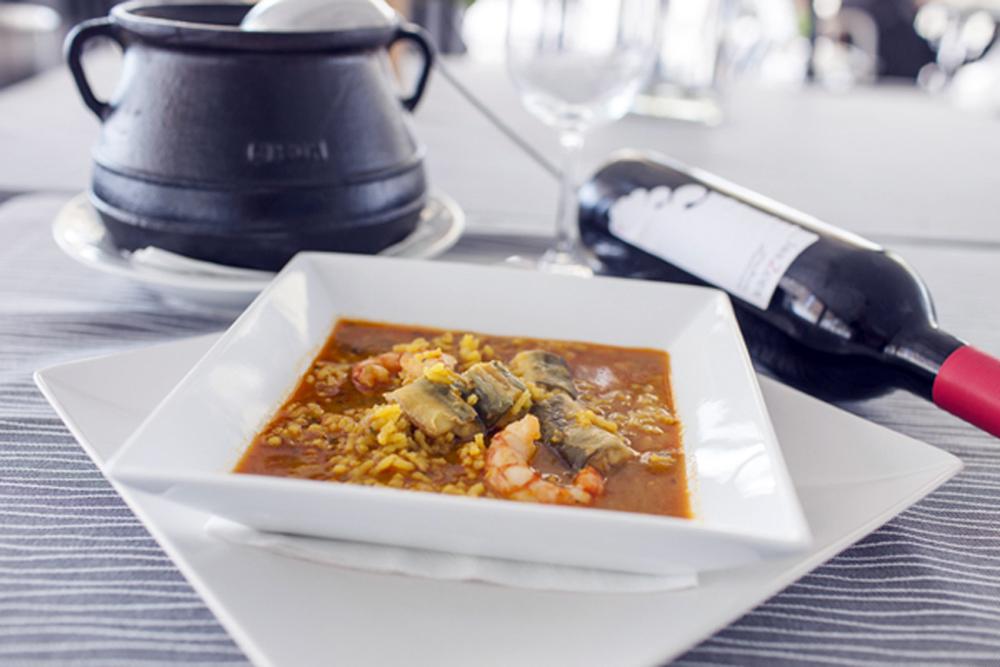 II Jornadas gastronómicas del arroz y el vino valenciano