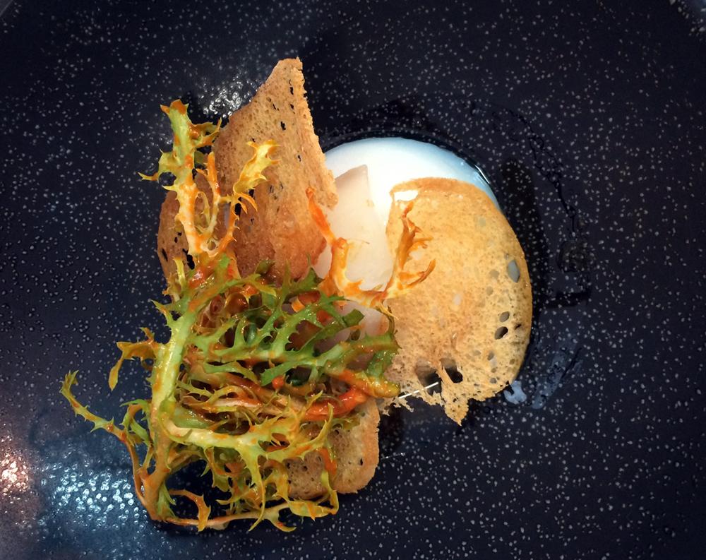Enrique Medina es el chef y propietario del Restaurante Apicius en Valencia