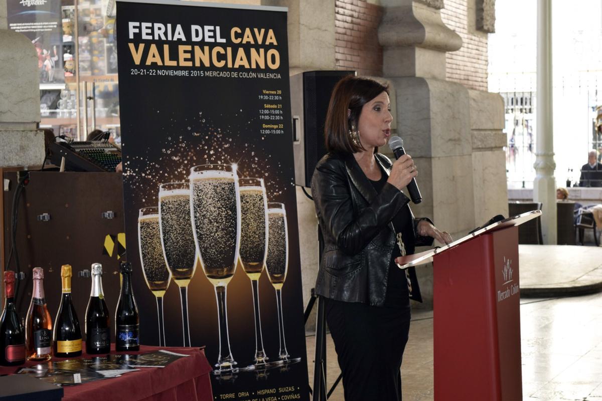 Feria del Cava Valenciano en el Mercado de Colón