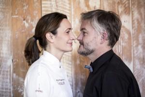 Begoña Rodrigo es la propietaria y cocinera del restaurante La Salita en Valencia