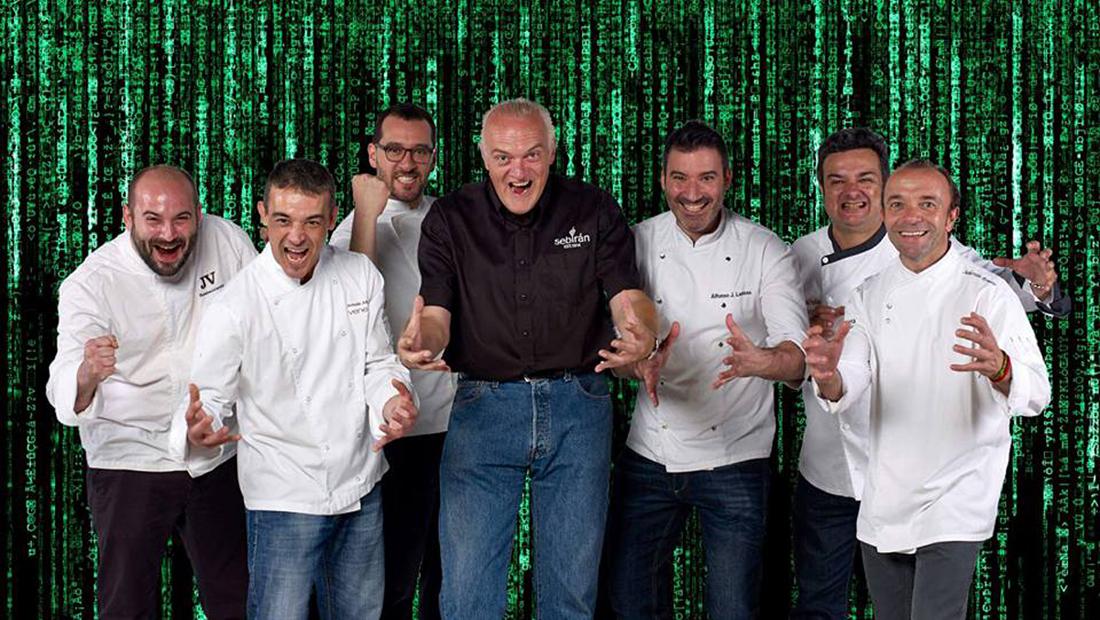 The Big 6 Challenge, un reto gastronómico en el que participan 6 chefs valencianos y la Bodega Sebirán