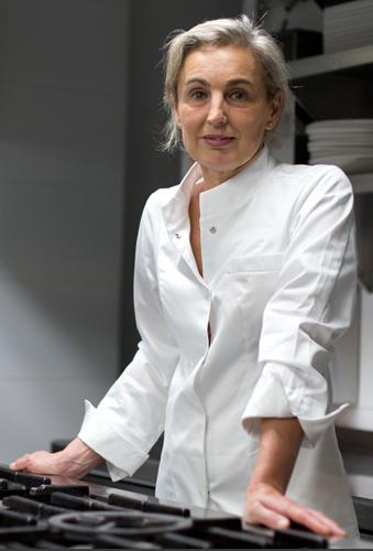 Silvia Gavara es la chef que comanda los fogones del restaurante Imperdible Colón