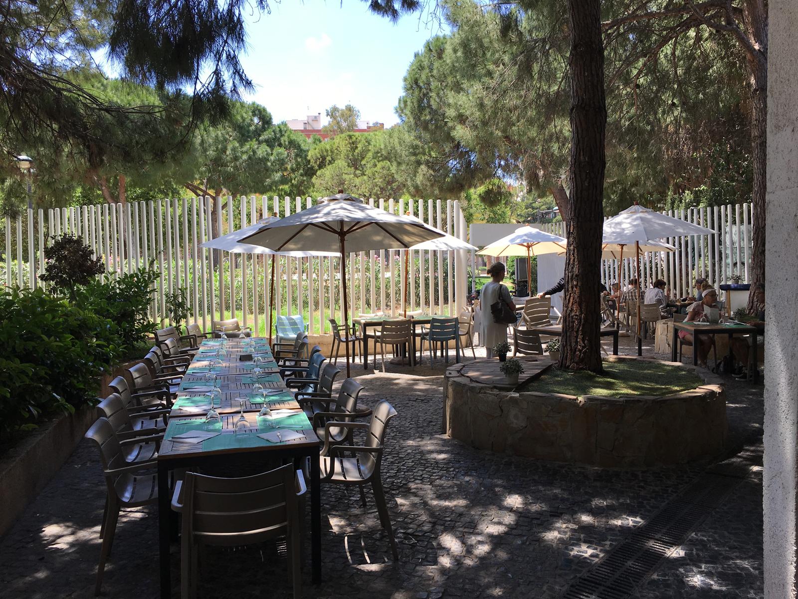 Las mejores terrazas en valencia para combatir el calor for Jardines del palau