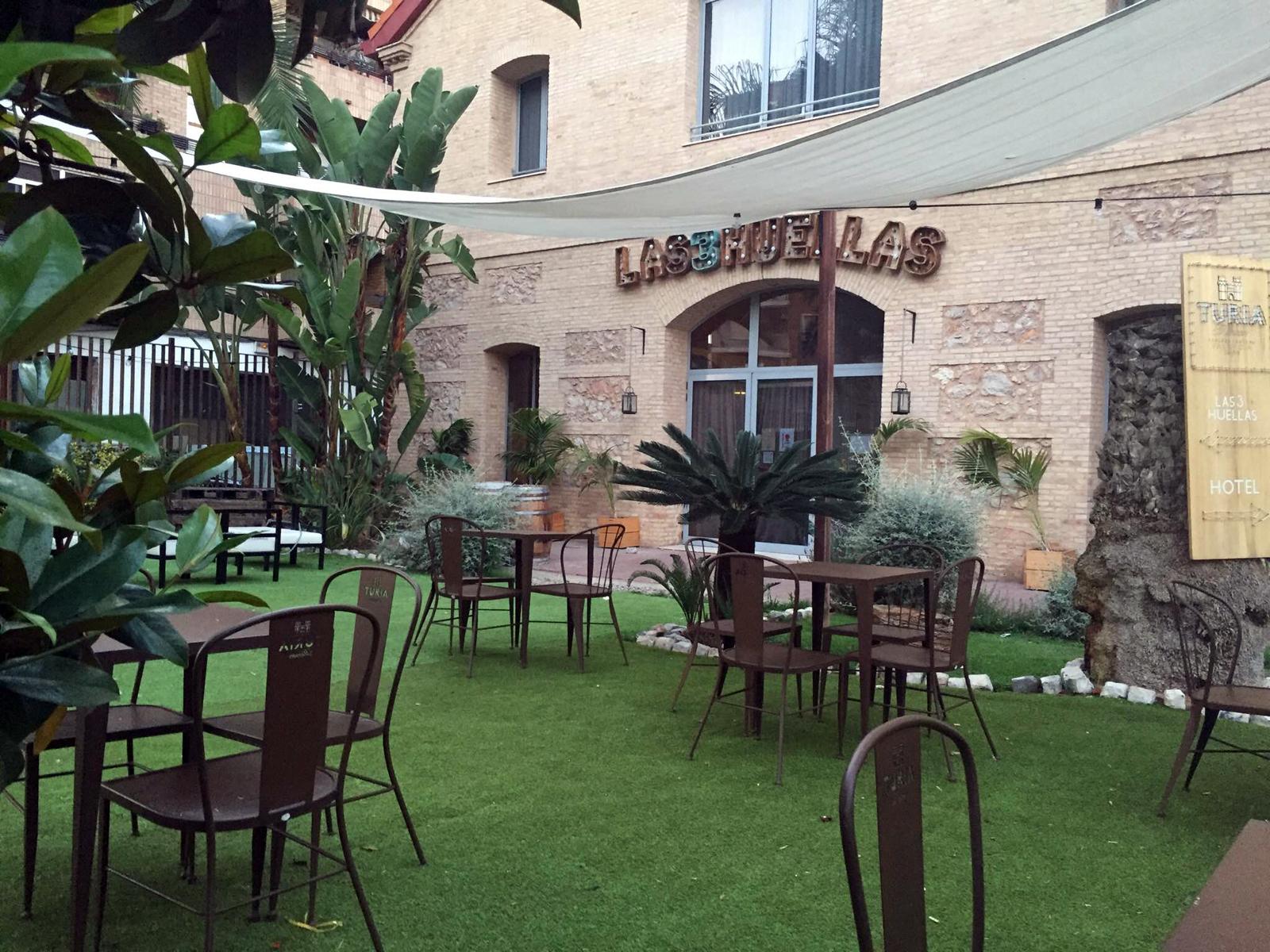 Las Mejores Terrazas En Valencia Para Combatir El Calor