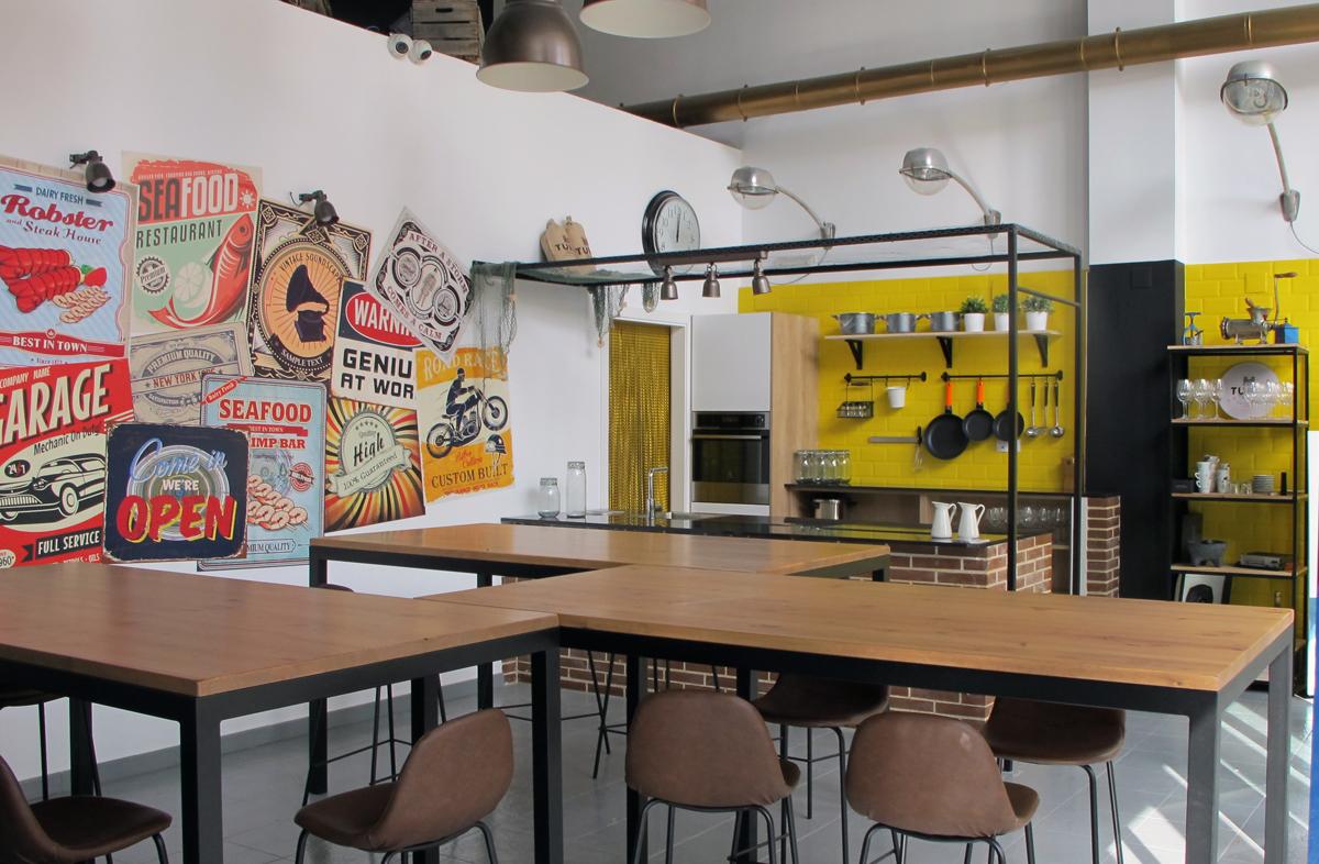 Alejandro Platero inaugura Platero Food Studio, su nuevo espacio gastronómico