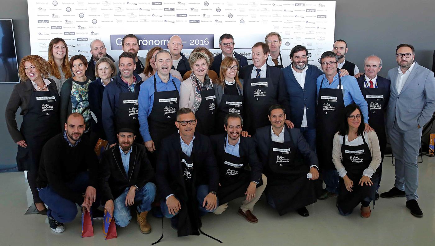 Gastrónoma 2016: el gran evento de la gastronomía