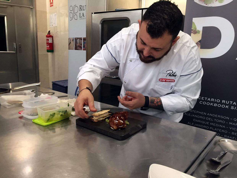 El Recetario Ruta de la Seda recopila las recetas de 10 de los mejores cocineros de Valencia