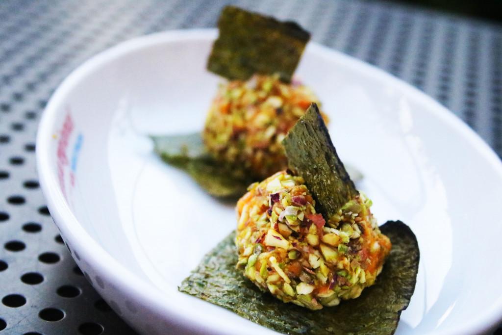 El restaurante Tastaolletes en Valencia nos muestra cómo elaborar un rico menú de Navidad vegetariano