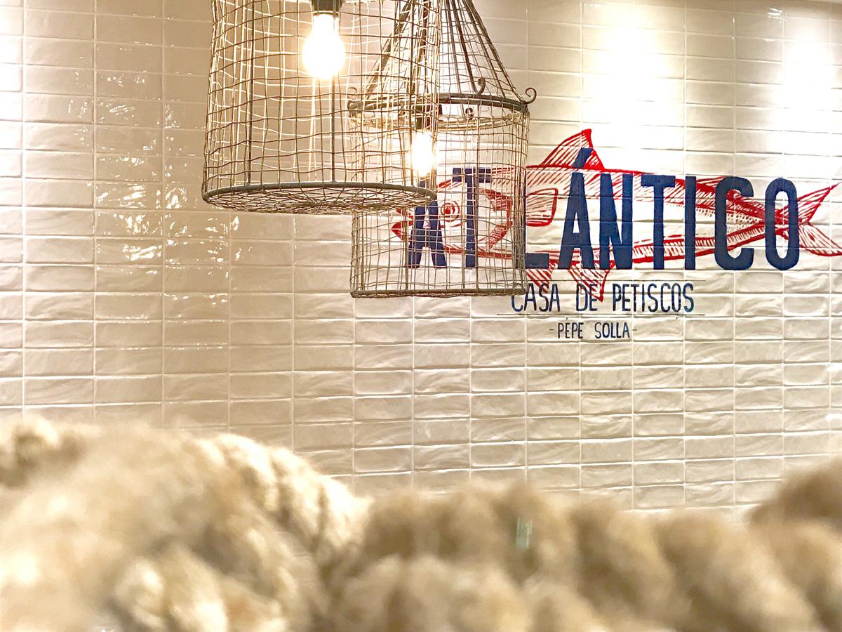 El Chef Pepe Solla, Estrella Michelin en Poio, trae al público valenciano su gastronomía gallega con Atlántico Casa de Petiscos