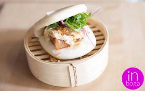 La nueva moda de la gastronomía asiática: el pan bao