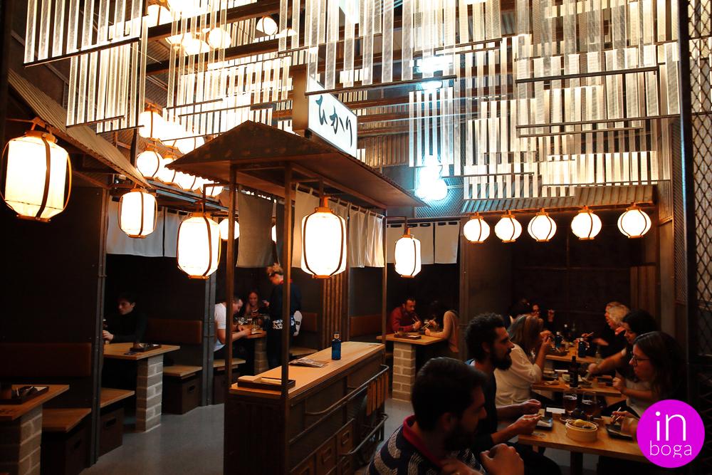 Hikari Yakitori Bar es uno de los mejores restaurantes japoneses en Valencia