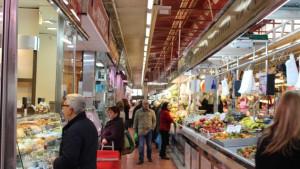 Mercado del Cabanyal en Valencia