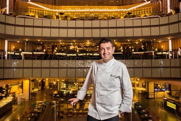 El restaurante Canalla Bistro Madrid, de Ricard Camarena, ocupa la primera plantade Platea