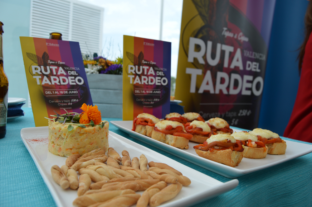 Arranca la III edición de la Ruta del Tardeo en Valencia con 36 locales participantes