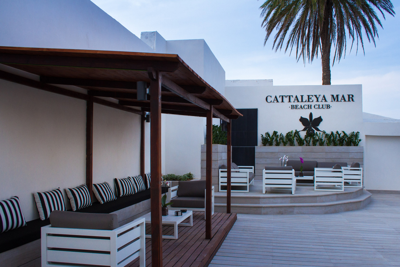 Cattaleya Mar, un nuevo Beach Club muy cerca de Valencia