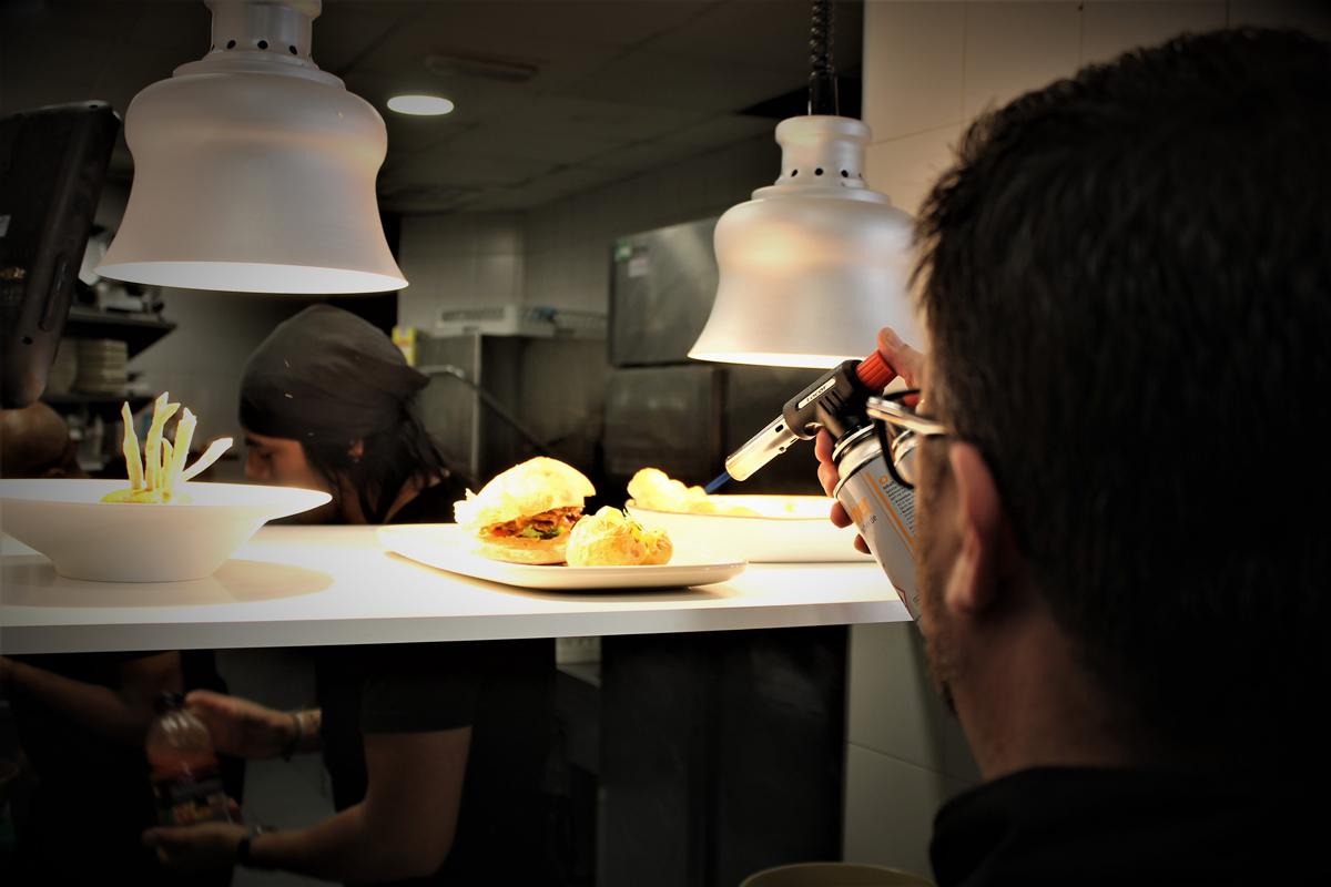 Restaurante Cléctic by Mauricio Gómez