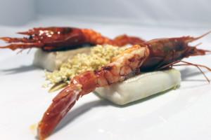 Restaurante Ampar en Valencia capitaneado por el chef Carlos Julián