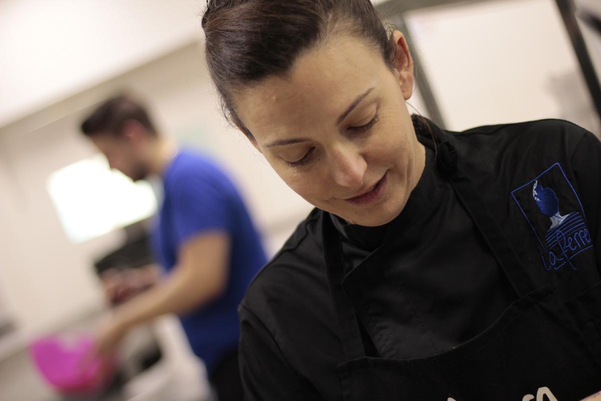 El restaurante La Ferrera nos propone una nueva experiencia sensorial
