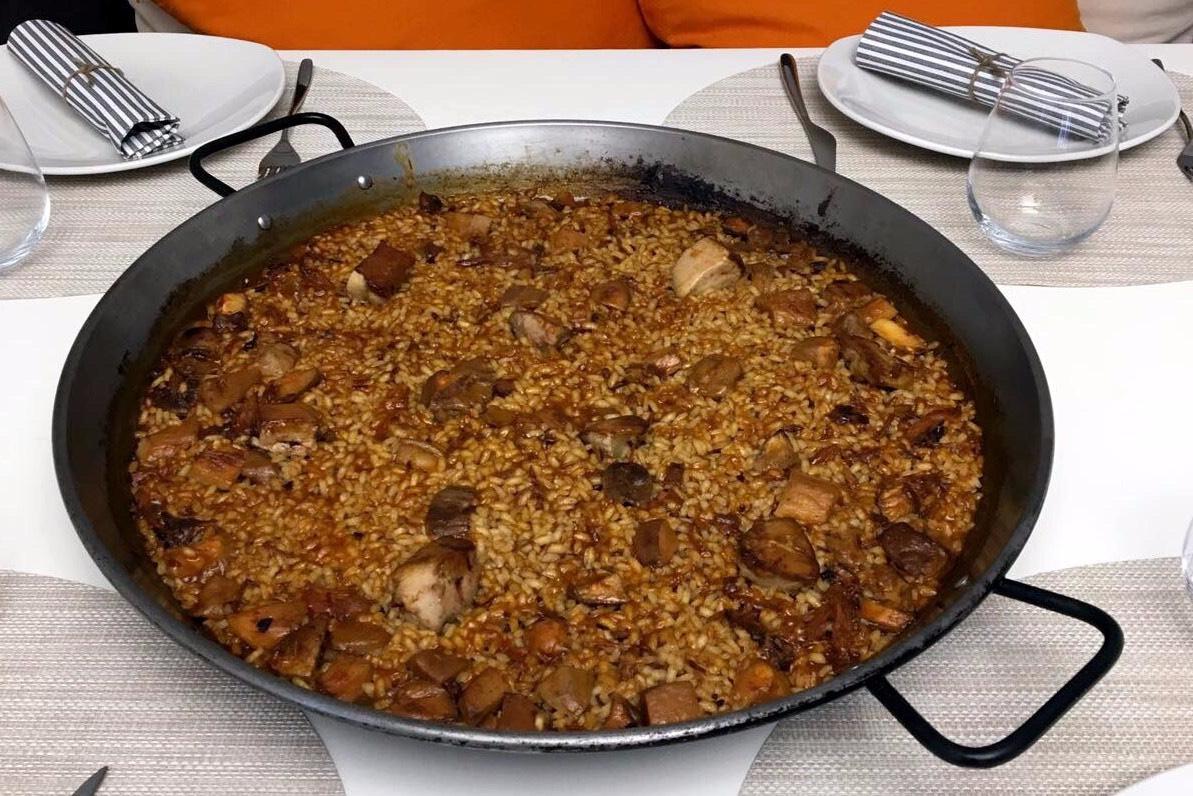 Restaurante Al Grano: tradición valenciana y vanguardia gastronómica