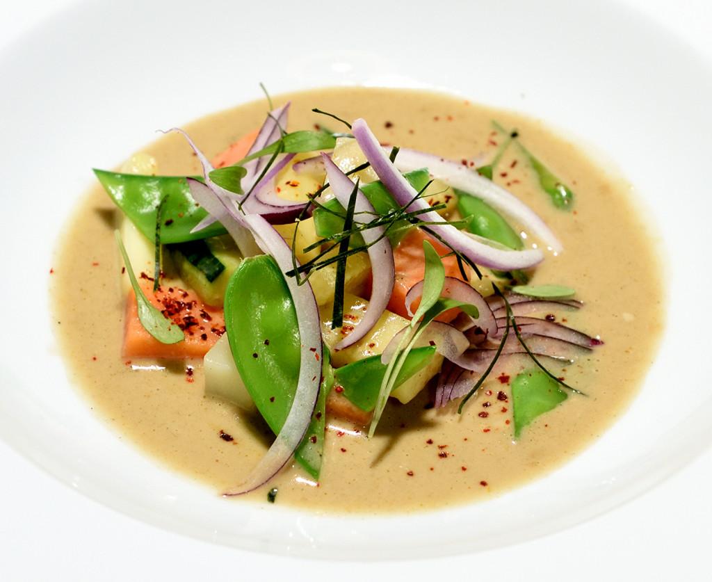 Una nueva edición de Turia Gastro- Urbana reúne a algunos de los mejores chefs valencianos del momento.