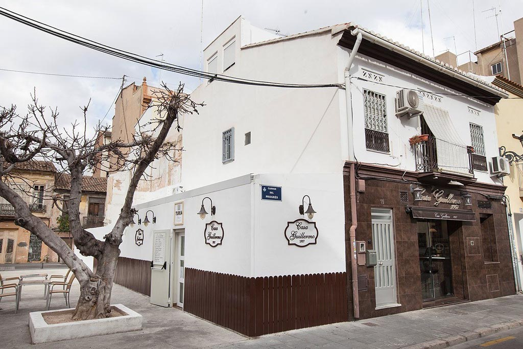 Casa Guillermo en Valencia