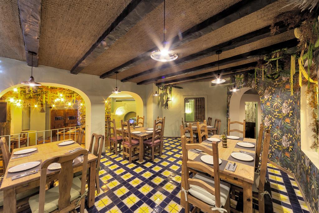 Restaurante La Selva en Valencia