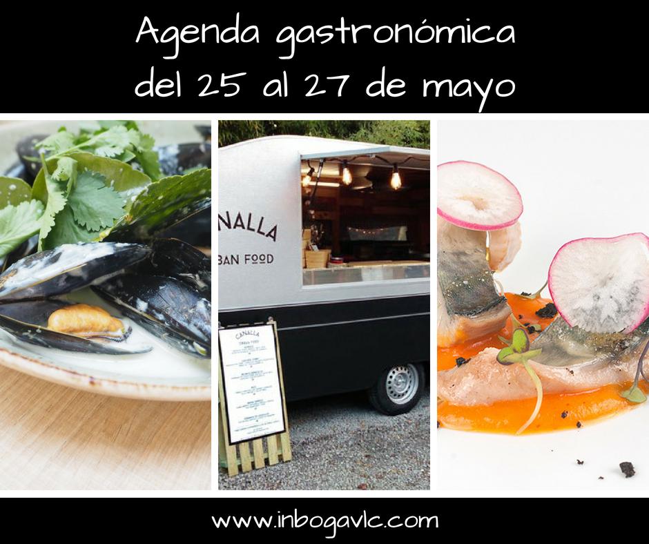 Qué hacer en Valencia del 25 al 27 de mayo