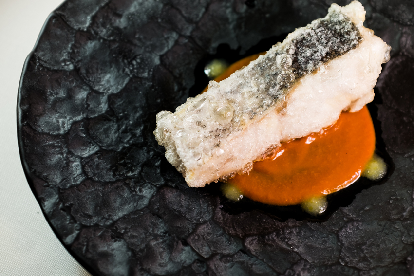 Restaurante Lienzo: el sueño de una gran promesa de la gastronomía