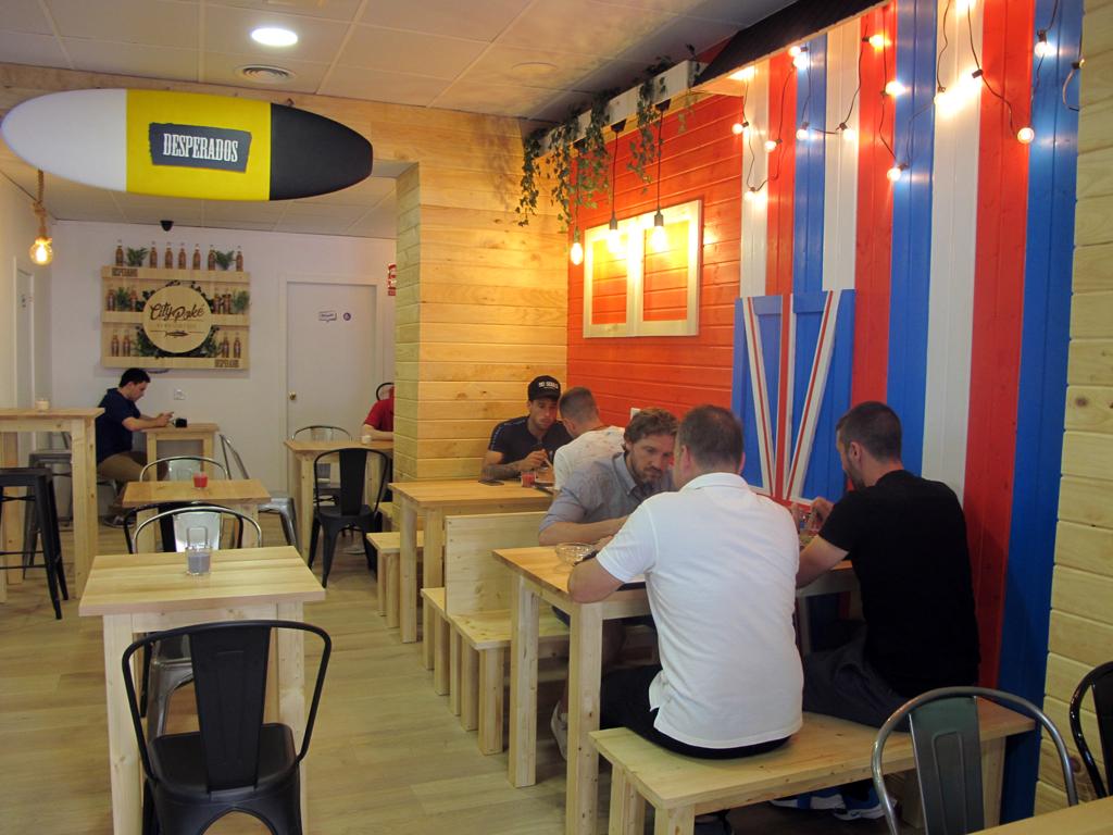 City Poké: el primer poké bowl en Valencia