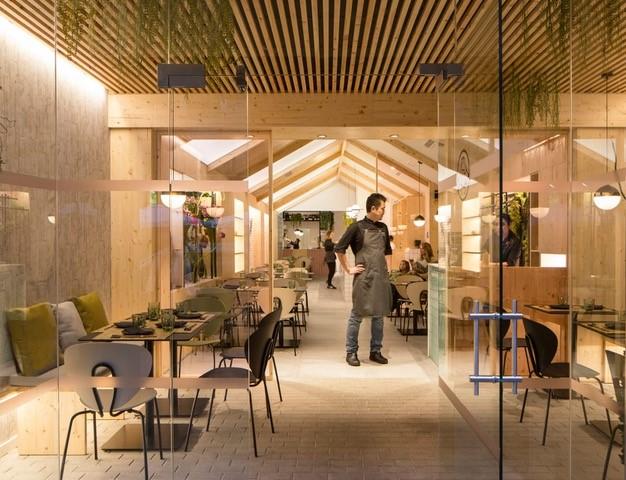 Restaurante Kamon en Valencia