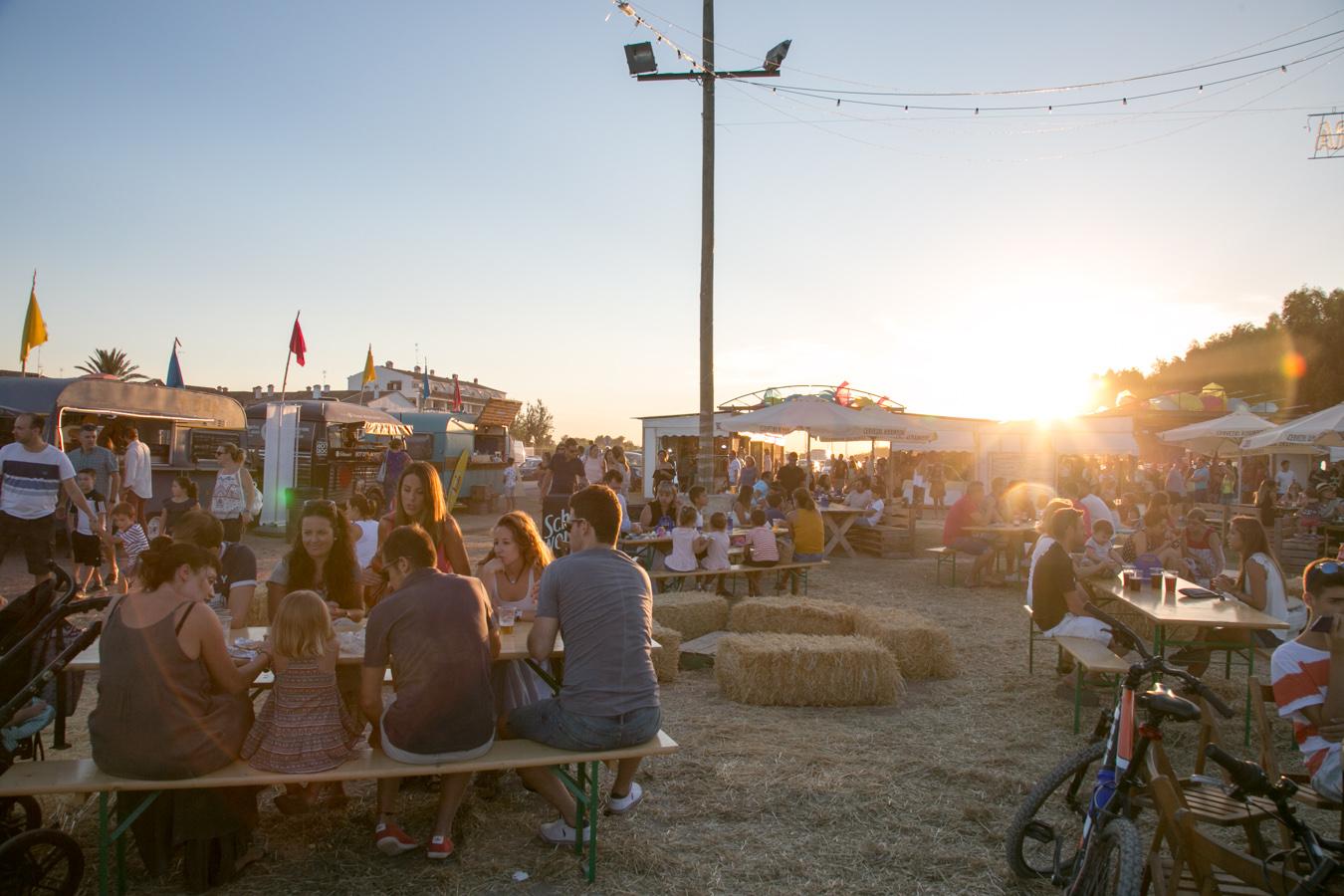 Somarket: gastronomía y ocio en la Playa de El Puig.