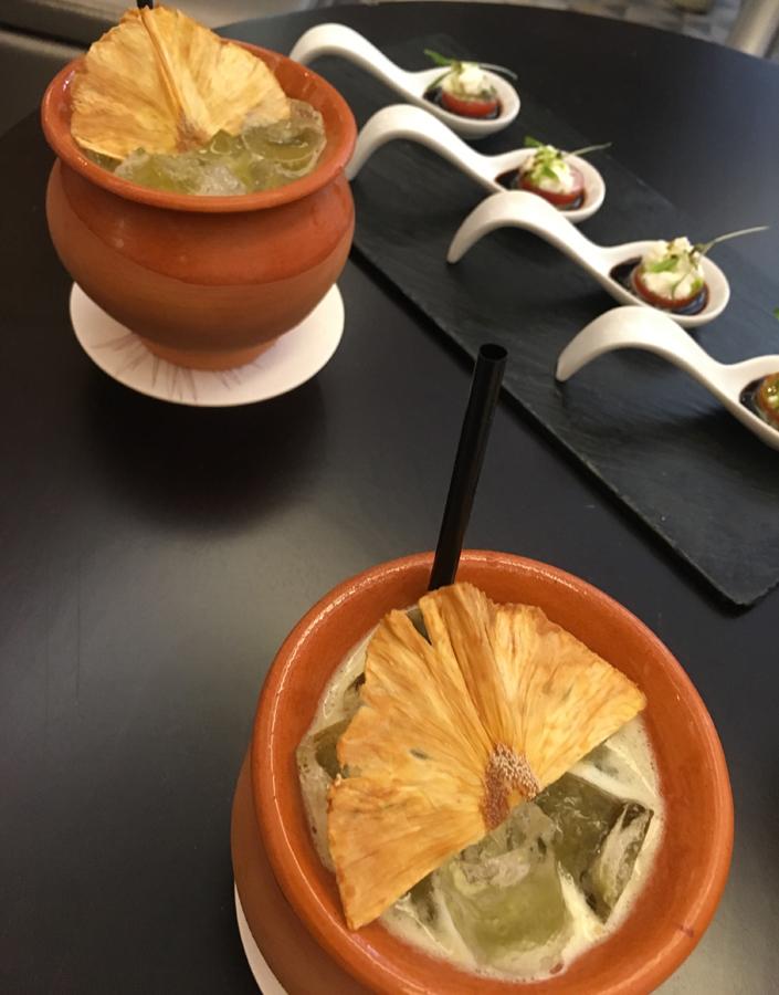 Ameyal, restaurante mexicano en Valencia