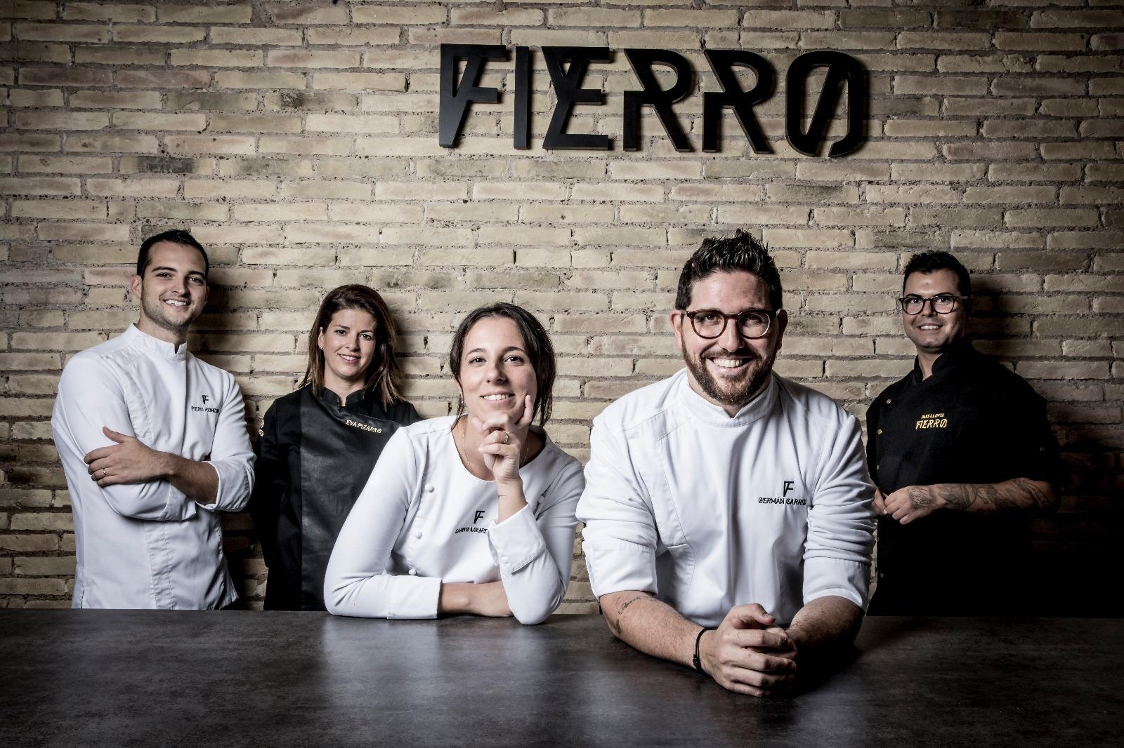"""El restaurante Fierro amplia sus servicios y horarios de apertura con su nuevo """"Menú Mercado"""""""