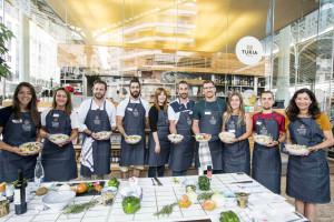 Primer Curso de Cocina Healthy para Deportistas